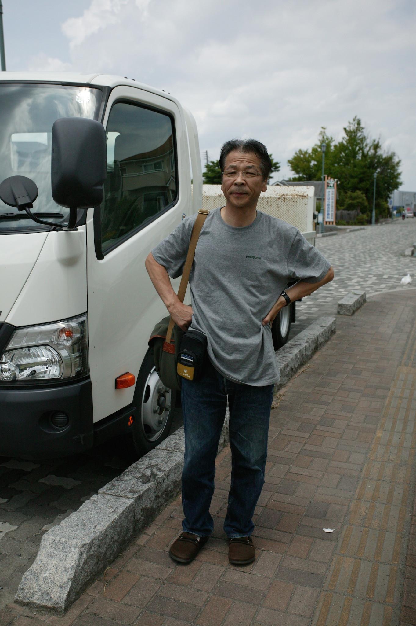 当日撮影はアビーロードの斉藤氏、EOS 1Dsと5D2で武装!