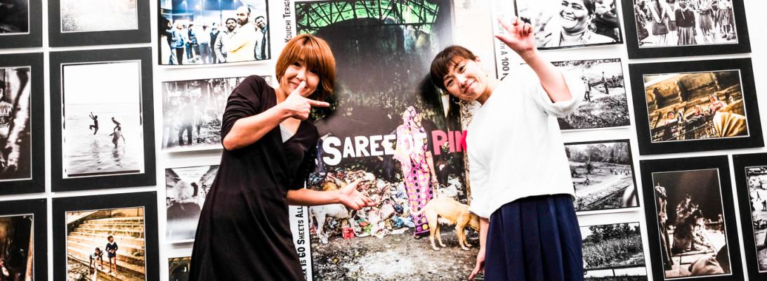 The SAREE OF PINK!! 0507-100